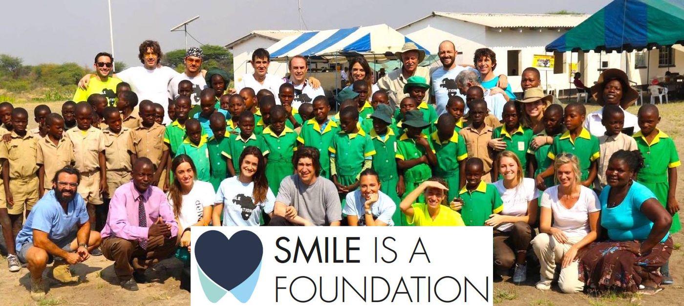 Dental Morante vuelve a Zimbabwe un año mas con Smile is a Foundation