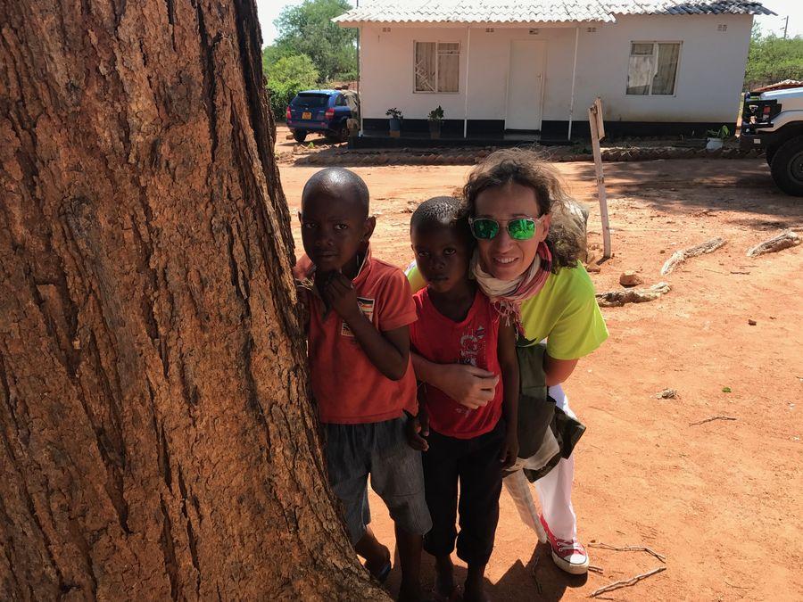Dental Morante con Smile is a Foundation - Balance de la campaña 2016