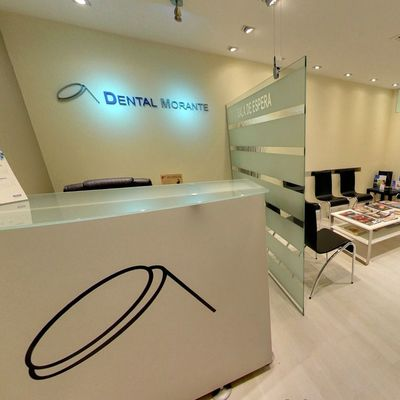 recepcion clinica Dental Morante implantes dentales madrid