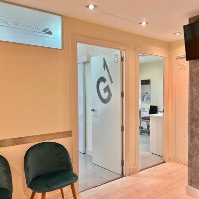 clinica Dental Morante implantes dentales madrid